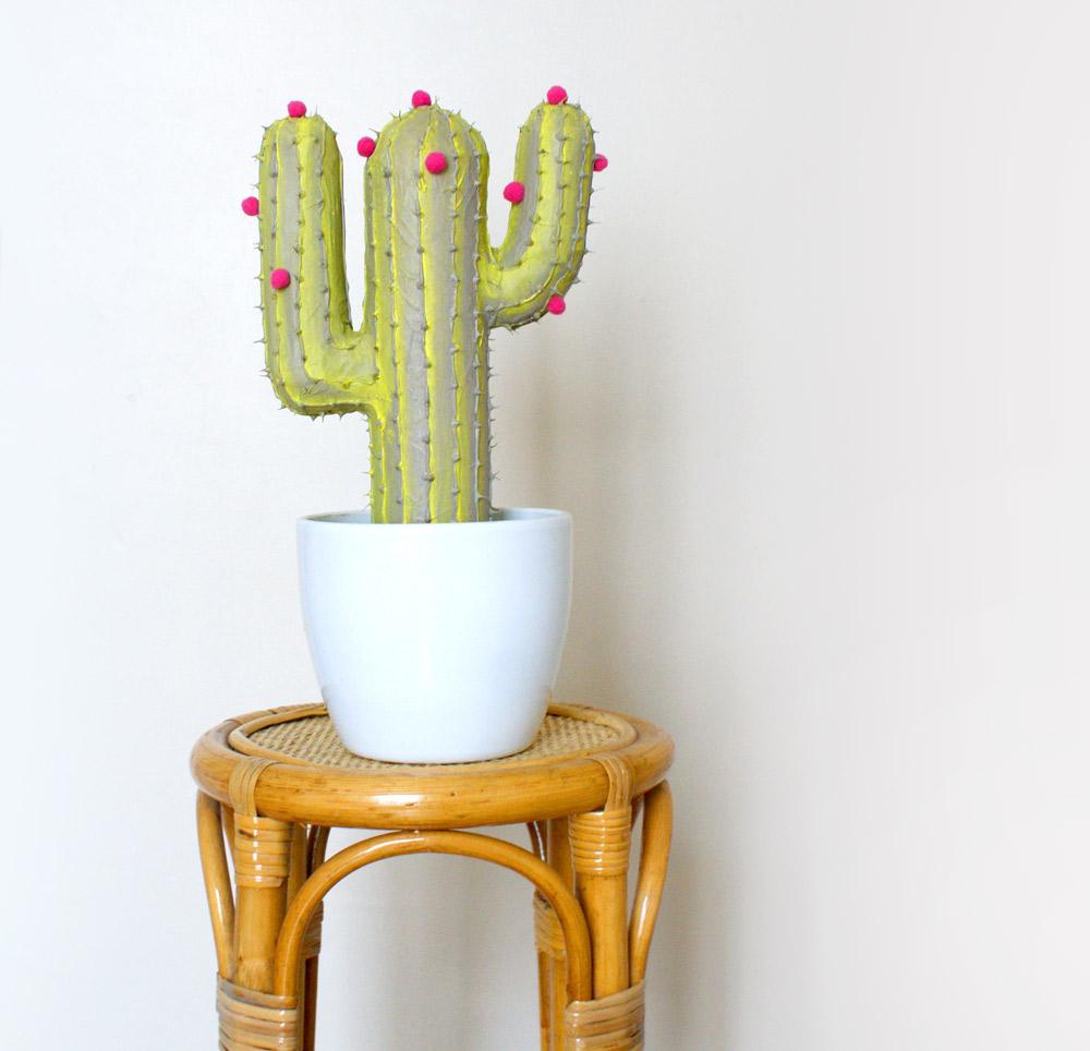cactus-creer-paier-mache-carton